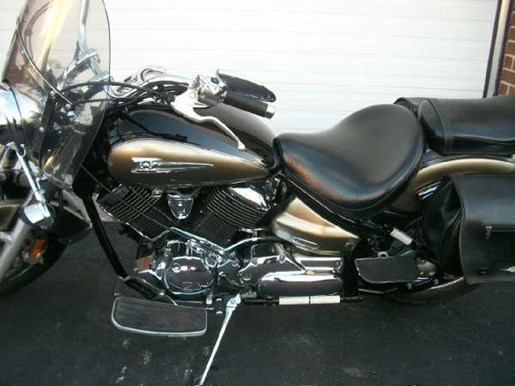 2005 Yamaha V Star 1100 Silverado Photo 12 of 17