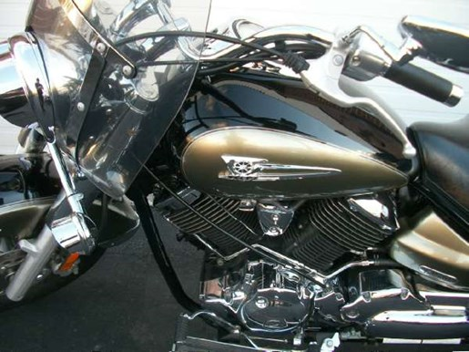 2005 Yamaha V Star 1100 Silverado Photo 15 of 17