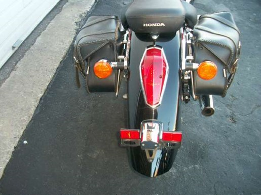 2008 Honda VT750C Shadow Aero Photo 5 of 19