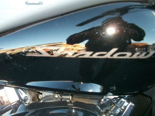 2008 Honda VT750C Shadow Aero Photo 9 of 19