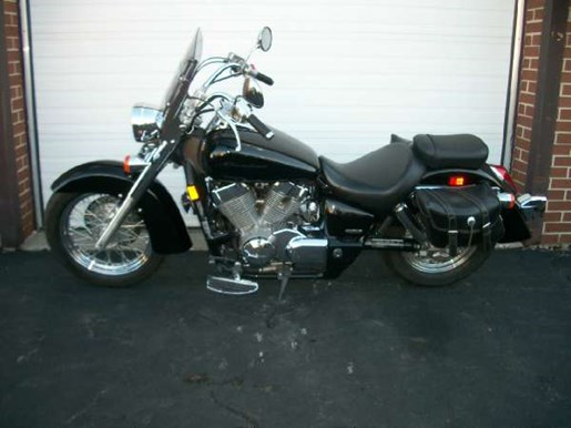 2008 Honda VT750C Shadow Aero Photo 15 of 19