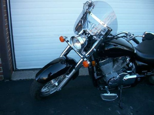 2008 Honda VT750C Shadow Aero Photo 16 of 19