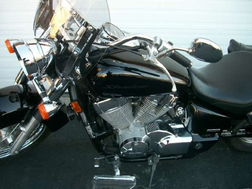 2008 Honda VT750C Shadow Aero Photo 17 of 19