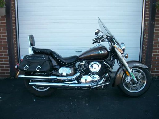 2003 Yamaha V Star 1100 Silverado Photo 1 of 17