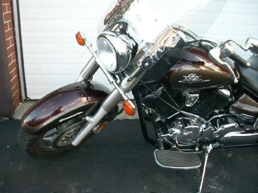 2003 Yamaha V Star 1100 Silverado Photo 13 of 17