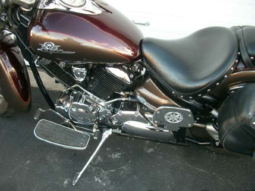 2003 Yamaha V Star 1100 Silverado Photo 14 of 17