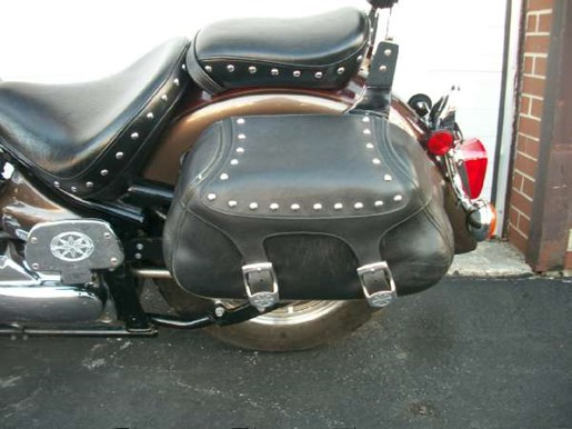 2003 Yamaha V Star 1100 Silverado Photo 16 of 17
