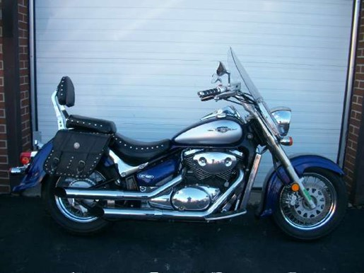 suzuki boulevard c50 2008 used motorcycle for sale in toronto ontario. Black Bedroom Furniture Sets. Home Design Ideas