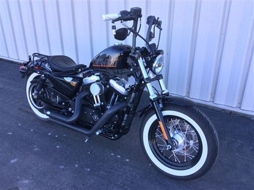 2014 Harley-Davidson Sportster Forty-Eight Photo 1 of 8
