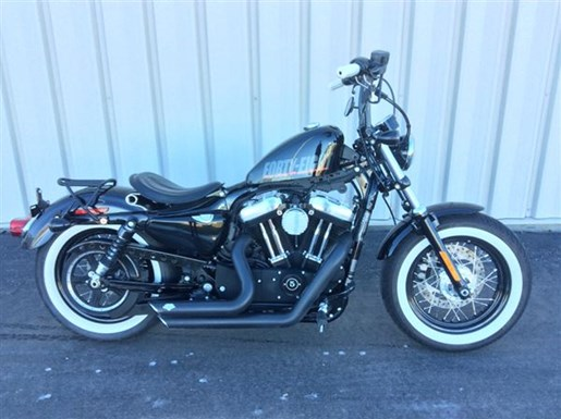 2014 Harley-Davidson Sportster Forty-Eight Photo 2 of 8