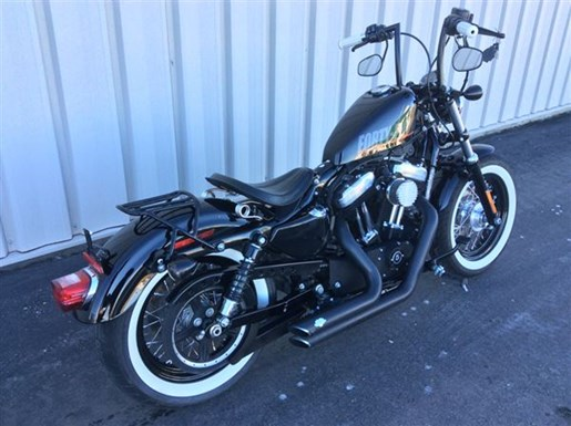 2014 Harley-Davidson Sportster Forty-Eight Photo 3 of 8