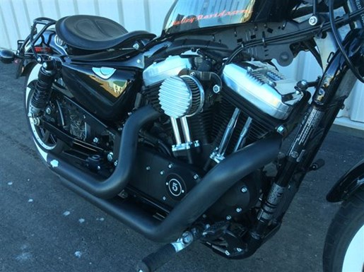 2014 Harley-Davidson Sportster Forty-Eight Photo 4 of 8