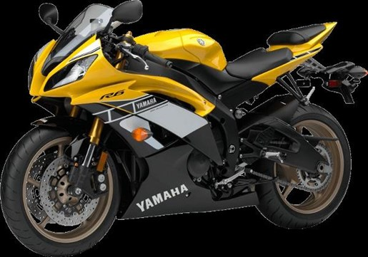 2016 Yamaha YZF-R6 60th Anniversary Yellow / Black Photo 3 of 4