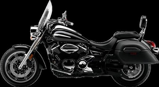 2016 Yamaha V-Star 950 Tourer Metallic Black Photo 4 of 4