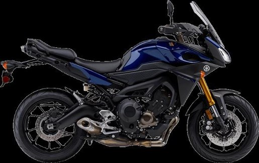2017 Yamaha FJ-09 ABS Dark Purplish Metallic Blue Photo 1 of 4