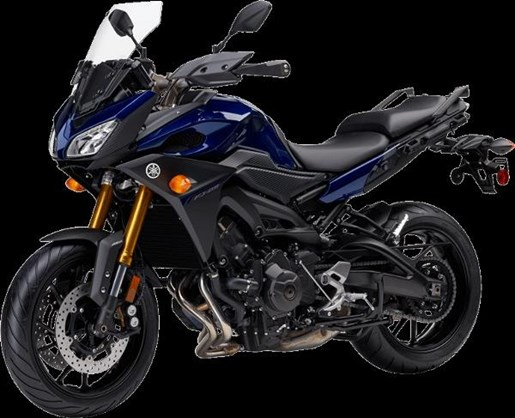 2017 Yamaha FJ-09 ABS Dark Purplish Metallic Blue Photo 3 of 4
