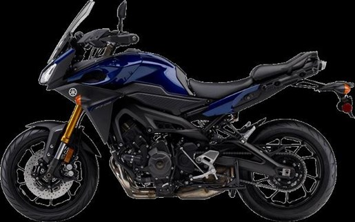 2017 Yamaha FJ-09 ABS Dark Purplish Metallic Blue Photo 4 of 4