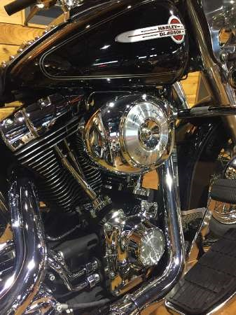 2004 Harley-Davidson FLSTC/FLSTCI Heritage Softail Classic Photo 8 of 9
