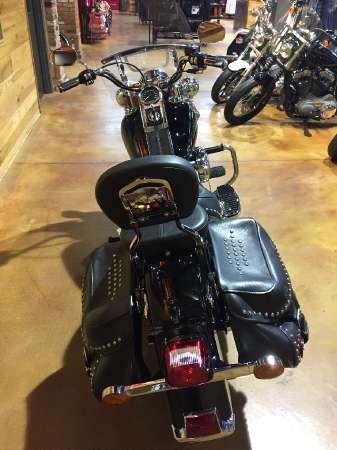 2007 Harley-Davidson Heritage Softail Classic Photo 4 of 9