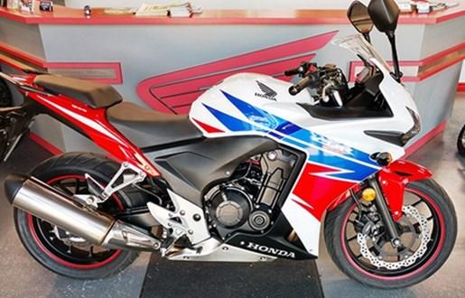 2014 Honda CBR500RTAE Photo 1 of 3