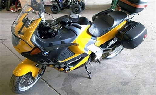 2001 BMW K 1200 RS Touring Photo 1 of 6