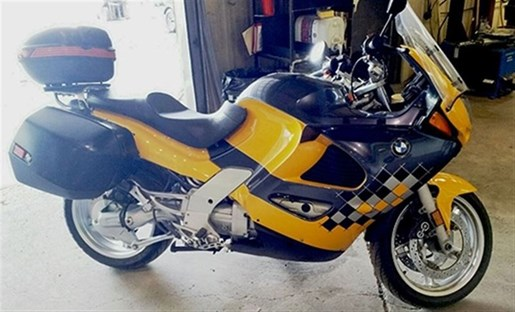 2001 BMW K 1200 RS Touring Photo 3 of 6