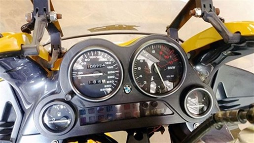2001 BMW K 1200 RS Touring Photo 5 of 6