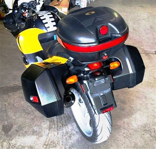 2001 BMW K 1200 RS Touring Photo 6 of 6