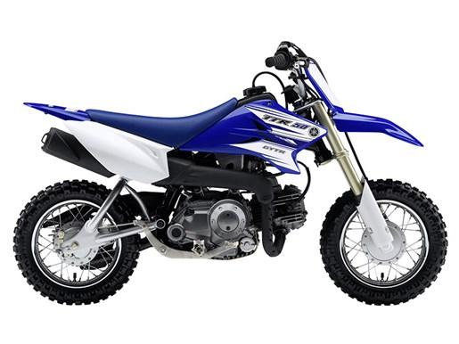 2016 Yamaha TT-R50E Photo 1 of 1