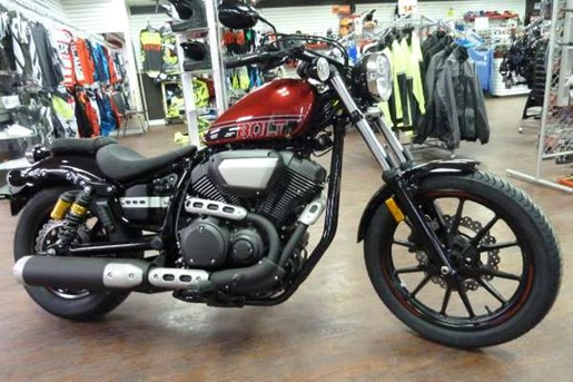 yamaha bolt r spec red cocktail 2017 new motorcycle for sale in fenwick ontario. Black Bedroom Furniture Sets. Home Design Ideas