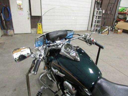 2002 KAWASAKI VULCAN 1500 CLASSIC Photo 2 of 4