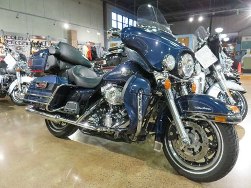 2008 Harley-Davidson Ultra Classic Electra Glide Photo 1 of 6