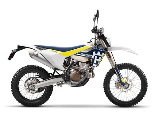 2017 Husqvarna FE 350 Photo 1 of 1