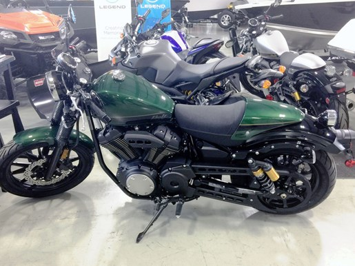2015 Yamaha Bolt C-Spec Photo 1 of 4
