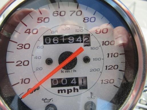 2006 Honda Shadow® Sabre™ Photo 9 of 9