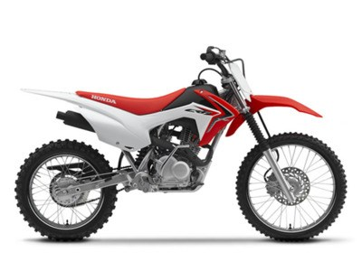 2016 Honda CRF125F B Photo 1 of 1