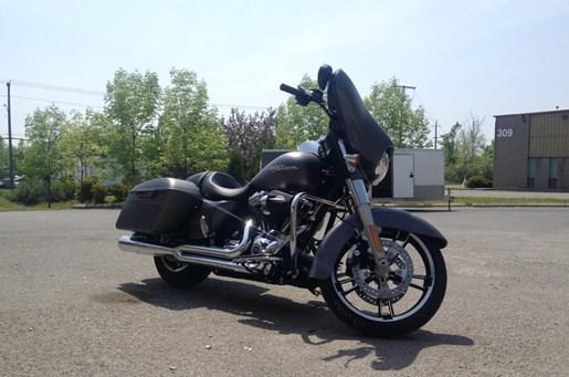 2016 Harley-Davidson FLHXS - Street Glide® Special Photo 2 of 3