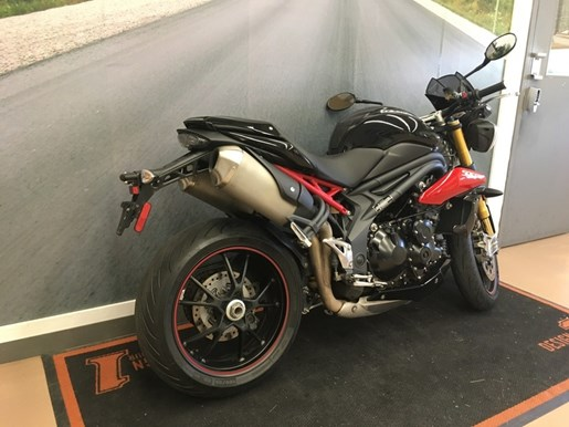 2014 Triumph Speed Triple Photo 4 of 4