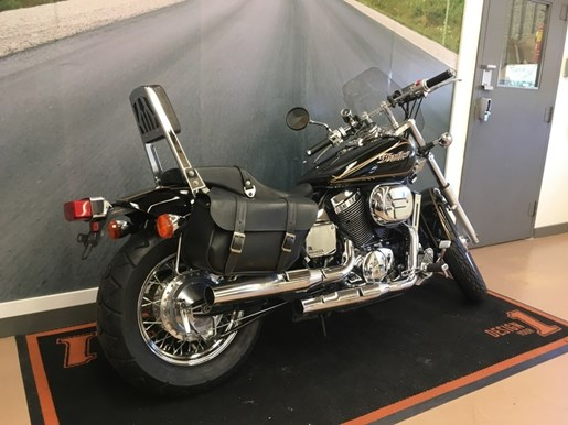 2006 Honda Shadow® Spirit 750 Photo 4 of 4