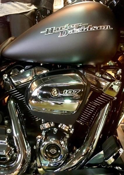 2017 Harley-Davidson FLHXS - Street Glide® Special Photo 6 of 7