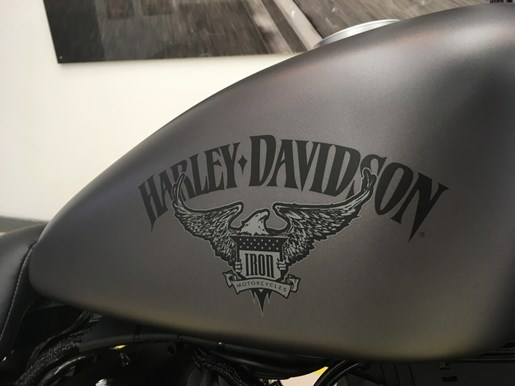 2017 Harley-Davidson XL883N - Iron 883™ Photo 4 of 6