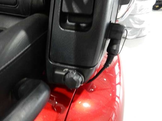 2016 Honda Gold Wing ABS Candy Prominence Red Photo 25 of 32