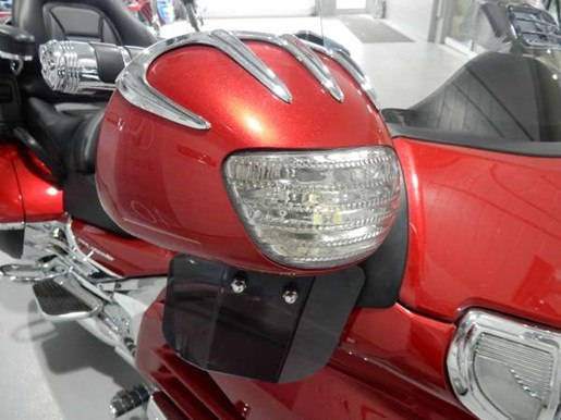 2016 Honda Gold Wing ABS Candy Prominence Red Photo 26 of 32