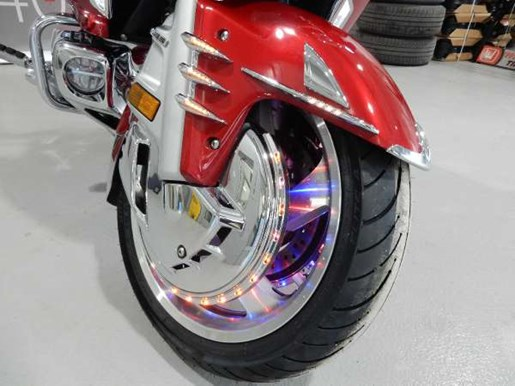 2016 Honda Gold Wing ABS Candy Prominence Red Photo 30 of 32
