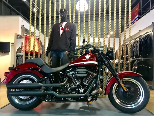 2017 Harley-Davidson FLSTFBS - Fat Boy® S Photo 1 of 16