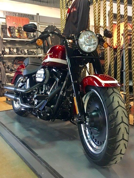 2017 Harley-Davidson FLSTFBS - Fat Boy® S Photo 3 of 16