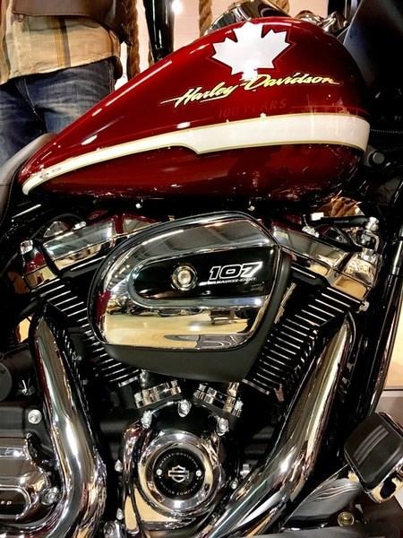 2017 Harley-Davidson FLHXS - Street Glide® Special Photo 13 of 17