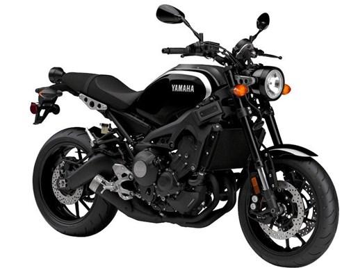 Print listing yamaha xsr900 metallic black 2017 new for Yamaha motorcycles dealers near me