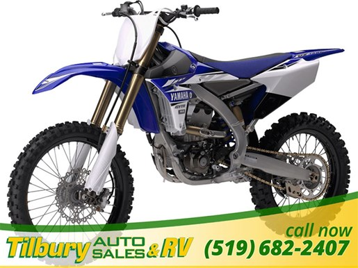 Yamaha yz450f 2017 new motorcycle for sale in tilbury ontario for Yamaha yz450f for sale