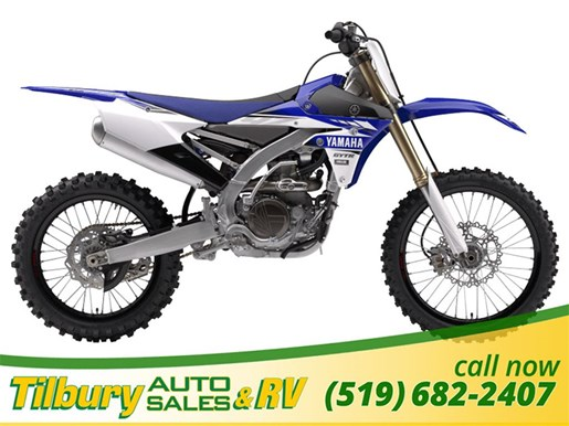 2017 Yamaha YZ450F Photo 3 of 4